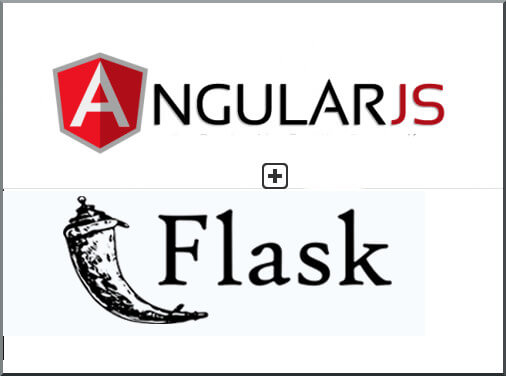 AngularJS App Powered By Python Flask API