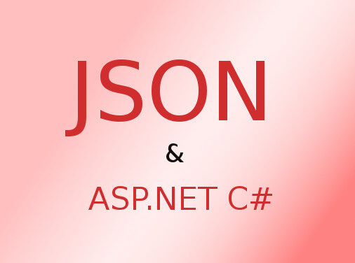 Handling JSON Encode And Decode in ASP Net - Code Handbook