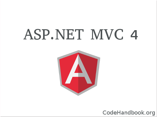 Creating a web app using AngularJS and ASP.NET MVC 4