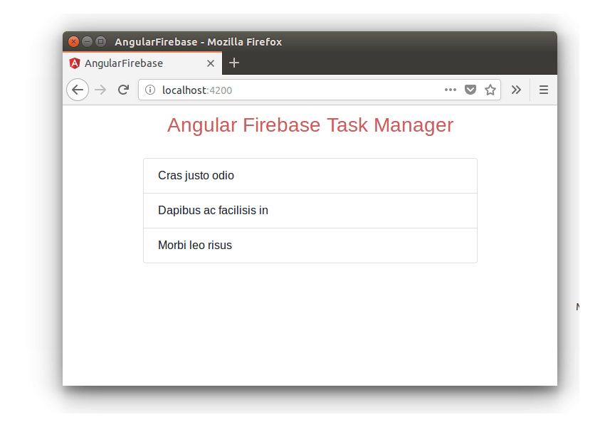 How To Create A Web App Using Angular And Firebase