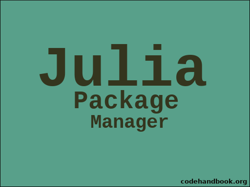 Julia Package Manager