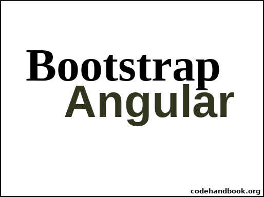 Add bootstrap to Angular 7